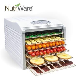 美國 Nutriware 六層溫控乾果機(NFD-815D)
