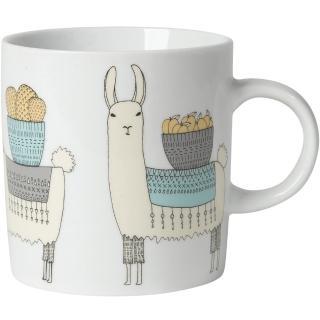 【DANICA】胖胖馬克杯(羊駝)