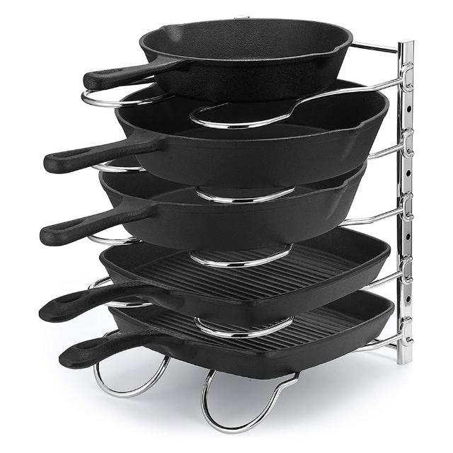 【CAXXA】5層可調式鍋架