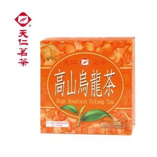 【天仁茗茶】天仁高山烏龍茶袋茶50入