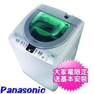 【Panasonic 國際牌】14公斤單槽大海龍洗衣機(NA-158VT-L)