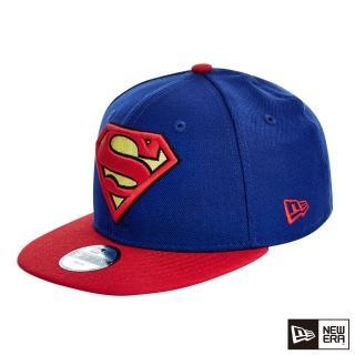 【NEW ERA】9FIFTY 950 童帽 超人 棒球帽(皇家藍/紅)