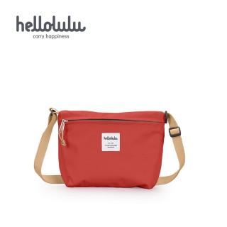 【hellolulu】CANA 隨身側背包-石榴紅(50148-93)