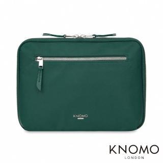 【KNOMO】英國 Knomad 數位收納包(森林綠 10.5 吋)