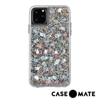 【CASE-MATE】iPhone 11 Pro Karat(貝殼銀箔防摔手機保護殼)