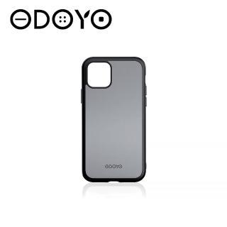 【ODOYO】NANO EDGE+ iPhone 11 6.1吋邊框強化防震背蓋(兩色)