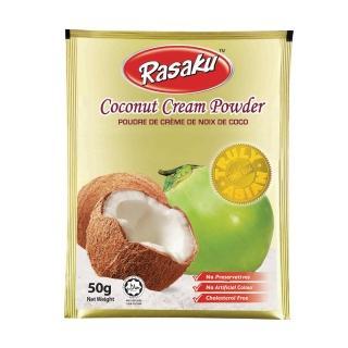 【Rasaku】樂味福椰漿粉50G(馬來西亞進口)