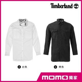 【Timberland】Timberland 超值品牌男款長袖襯衫(4款任選)