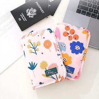 【P.travel】印花護照夾