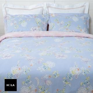 【HOLA】浮生天絲床包兩用被組 雙人