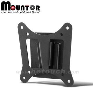 【HE Mountor】Mountor固定式嵌入型壁掛架/螢幕架-適用28吋以下LED(ML1010)