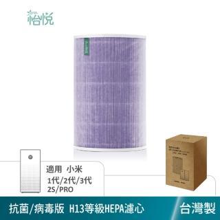 怡悅HEPA濾心(抗菌版)適用米家