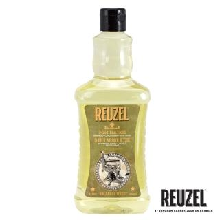 【REUZEL】Tea Tree 三合一茶樹全能全身洗潤保濕髮浴(1000ml)