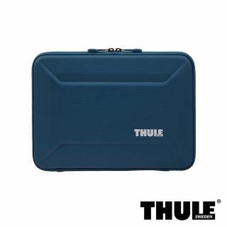 【Thule 都樂】Gauntlet 4.0 保護袋 MacBook Pro 15吋適用(海軍藍)