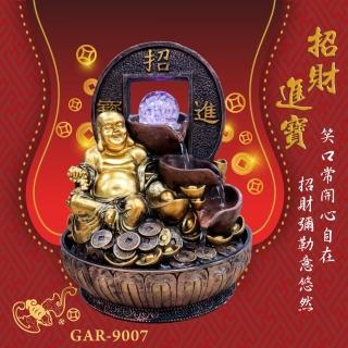 【KINYO】招財進寶-流水飾品系列(GAR-9007)
