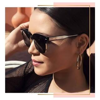 【VEDI VERO】中性款 太陽眼鏡(黑色)