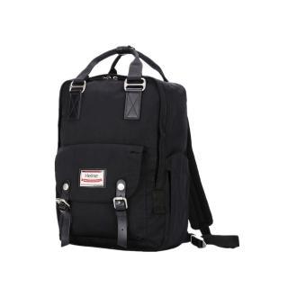 【Heine 海恩】WIN-191 多功能媽媽後背包 大容量媽媽包 黑色(後背包 休閒包 旅行背包)
