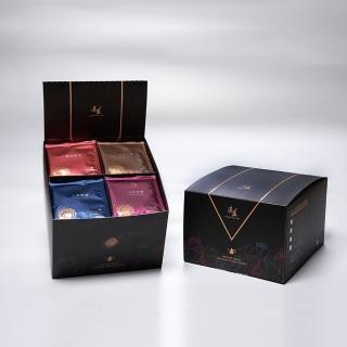 【湛盧咖啡】經典獨家.綜合風味 手沖精品濾掛式咖啡(40入/盒)