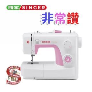 【SINGER 勝家】勝家3223非常讚F5系列縫紉機(3223非常讚F5系列 超值贈品組)