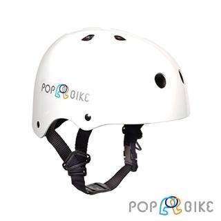 【POP BIKE 普派】兒童平衡滑步車安全帽 2061-067-4(MIT/安全/防護/幼兒/學步車/滑板/溜冰)