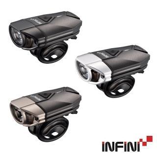 【INFINI】I-263P USB充電LED前燈(頭燈/警示燈/夜騎/安全/自行車/單車)