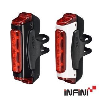 【INFINI】I-461R2 USB充電LED尾燈(警示燈/後燈/夜騎/安全/自行車/單車)