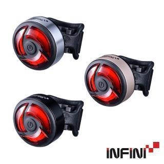 【INFINI】I-462R USB充電尾燈(警示燈/後燈/夜騎/安全/自行車/單車)