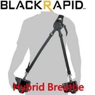 【BlackRapid 快槍俠】雙槍單眼相機背帶Hybrid Breathe(雙機相機揹帶)