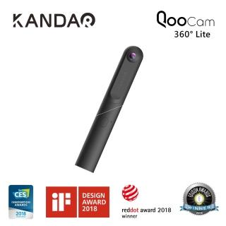 【KANDAO 看到科技】QooCam 360° Lite相機