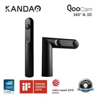 【KANDAO 看到科技】QooCam 360°   3D相機
