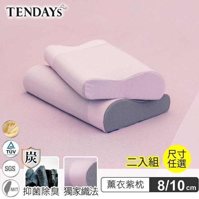 【TENDAYS】玩色柔眠記憶枕