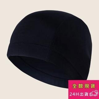 【AS 梨卡】泳帽 通用 玩水 男女大人兒童純色泳帽