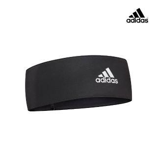 【adidas 愛迪達】Yoga 專業訓練止滑頭帶-黑(ADAC-16211BK)