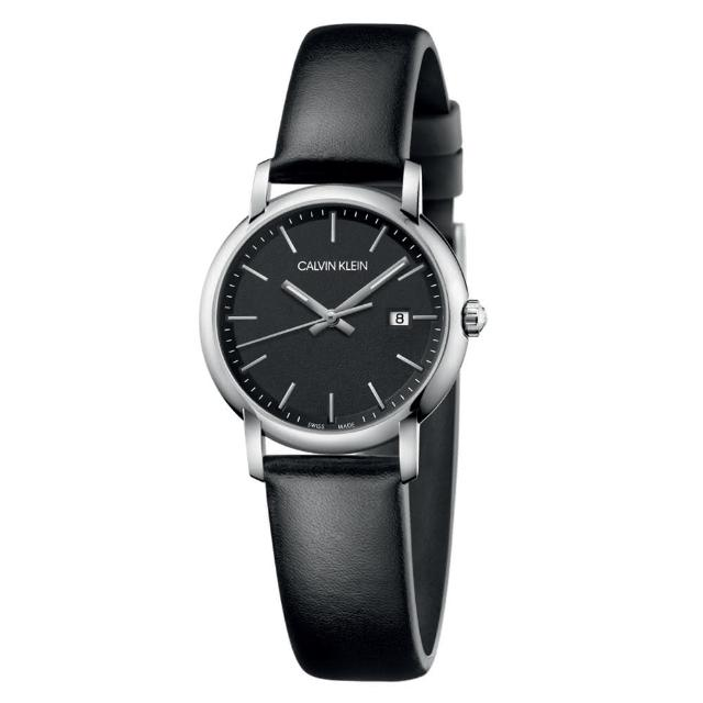 【Calvin Klein】Established 系列商務簡約腕錶(32mm)