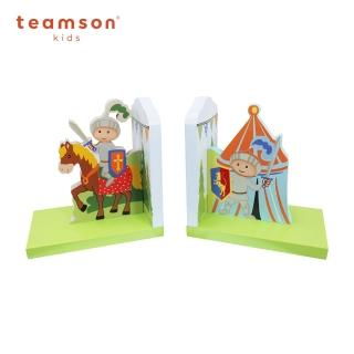 【Fantasy Fields】龍與騎士趣味兒童書檔(書檔書架)
