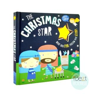 【iBezt】The Christmas Star:Flashing-Light Book(聖誕有聲書)