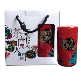 【TEAMTE】雙12-手採大禹嶺極品高山茶茶葉禮盒(半斤/茶葉禮盒包裝)