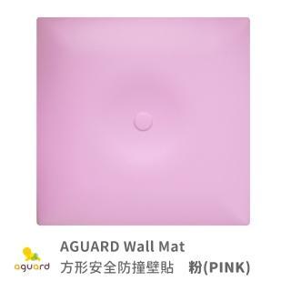 【aguard】方形安全壁貼(六色可選)