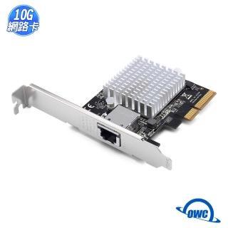 【AKiTiO 艾客優品】10G 網路卡(PCIe 5-Speed 10G/NBASE-T)