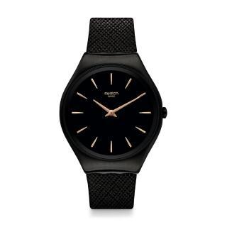 【SWATCH】SKIN超薄系列手錶 SKIN NOTTE(38mm)