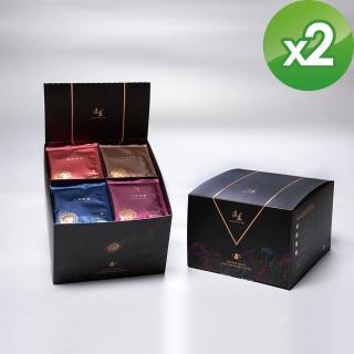【湛盧咖啡】經典獨家.綜合風味 手沖精品濾掛式咖啡(40入x2盒)