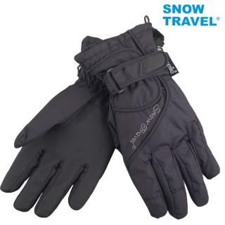 【SNOWTRAVEL】英國進口PORELLE防水保暖透氣薄手套AR-52(滑雪/騎車/戶外/雨天)