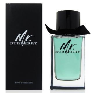 【BURBERRY 巴寶莉】Mr. BURBERRY EAU DE TOILETTE 男淡香水 150ml(熱賣中)