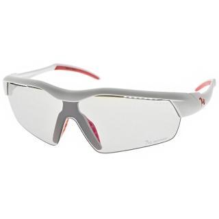 【720 armour】多層鍍膜防爆PC片系列眼鏡(白-紅/灰底變色片#720B325 C03)