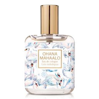 【OHANA MAHAALO】鈴蘭天鵝輕香水(30ml)