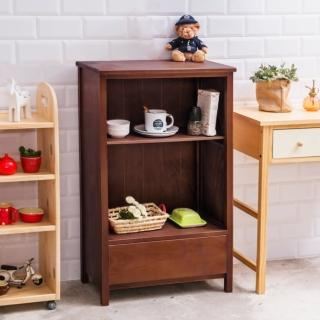 【CiS 自然行】日系雜貨櫃 焦糖色(兒童家具 櫥櫃  展示櫃 收納櫃 實木家具  原木傢俱)