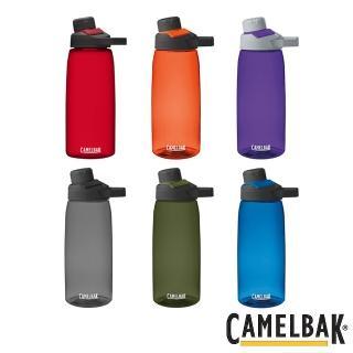 【CAMELBAK】Chute Mag 戶外運動水瓶 1000ml(水杯/水壺/補水/露營)