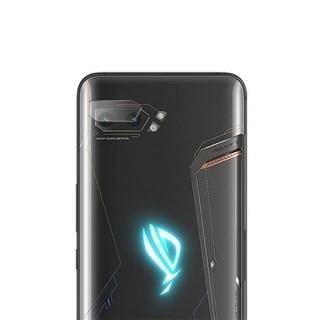 【QIND 勤大】ASUS ROG Phone 2 鏡頭玻璃貼(兩片裝)