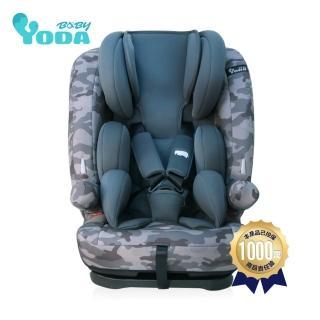 【yoda】YoDa 第二代成長型兒童安全座椅(極地迷彩)