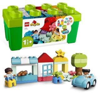 【LEGO 樂高】得寶幼兒系列 顆粒盒 10913 學齡前 創意遊戲(10913)